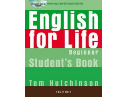 Мультимедийный курс для Sanako English for life from Oxford University Press - Beginner