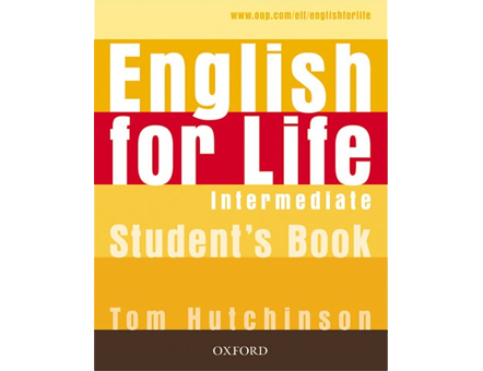 Мультимедийный курс для Sanako English for life from Oxford University Press - Intermediate